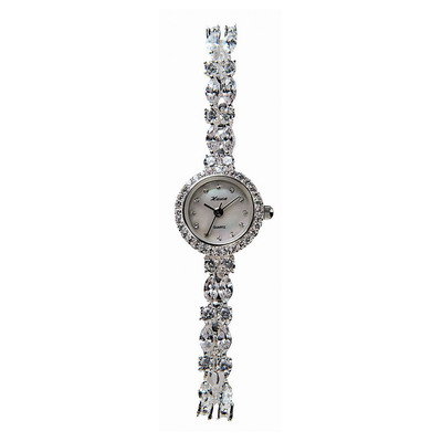 Женские серебряные часы «НИКА»