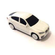Флешка Автомобиль BMW белого цвета