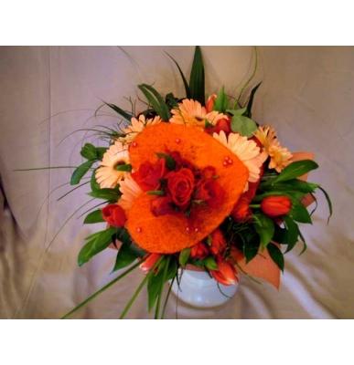 Букет из цветов №39