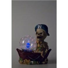 Электрический плазменный шар Пират