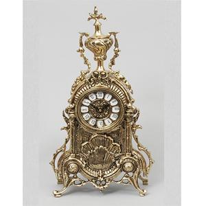 Часы с кубком «Ракушка»