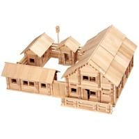 Конструктор Постоялый двор, 1215 деталей