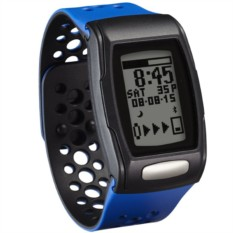 Фитнес-трекер LifeTrak Zone C410 Black-Blue