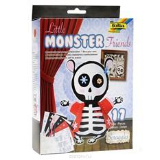 Набор для создания игрушки Little Monster Friends: Чудовищные дружки