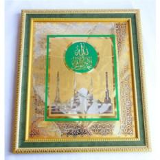 Мусульманский оберег Тадж-Махал