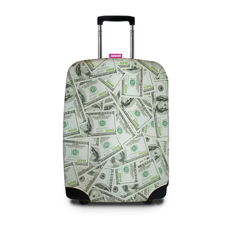 Чехол для чемодана SUITSUIT - Dollar