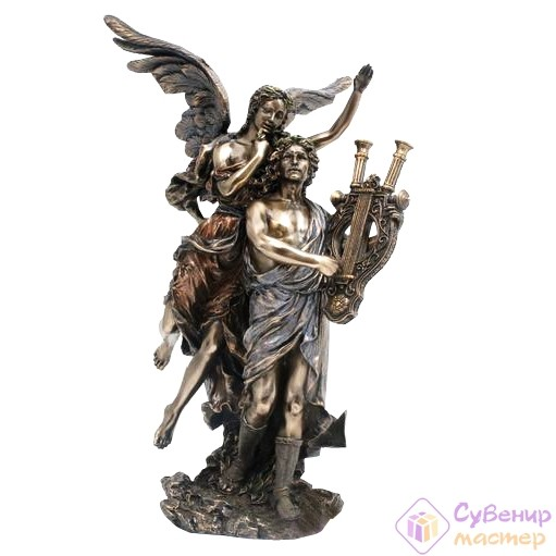 Статуэтка Орфей и муза