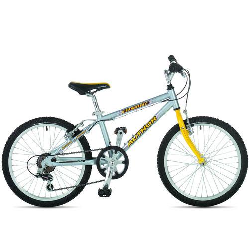 Детский велосипед Author