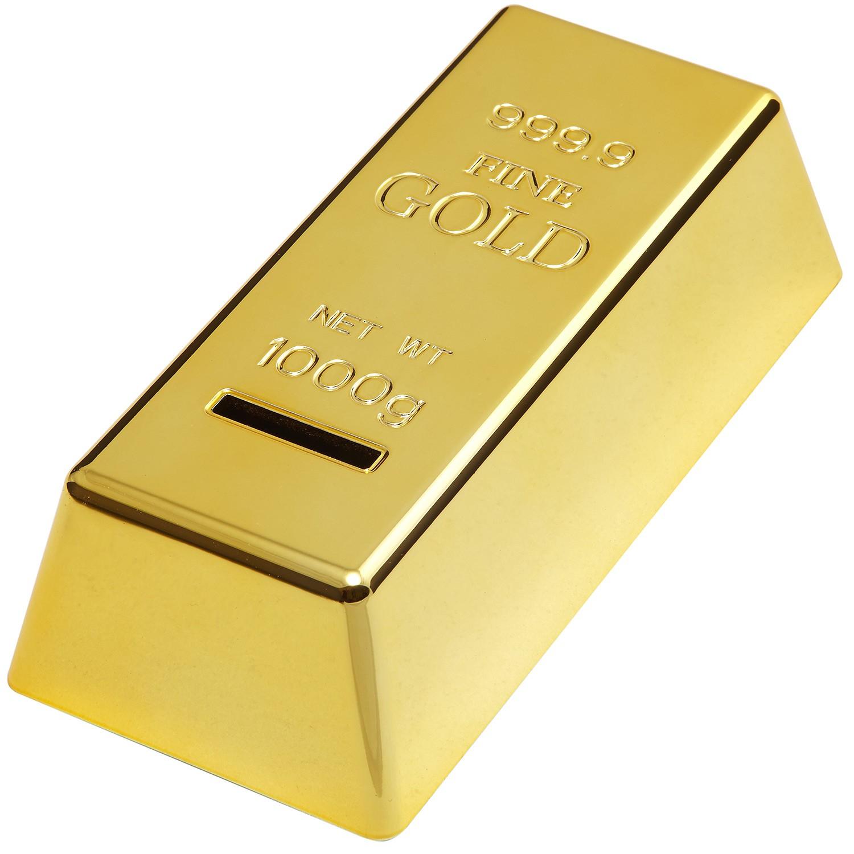 Копилка «Золотой слиток»