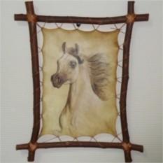 Картина Голова лошади