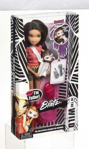 Кукла Bratz На Природе. Жасмин