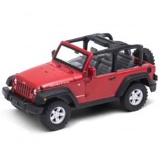 Игрушечные машинки и техника Велли Jeep Wrangler Rubicon
