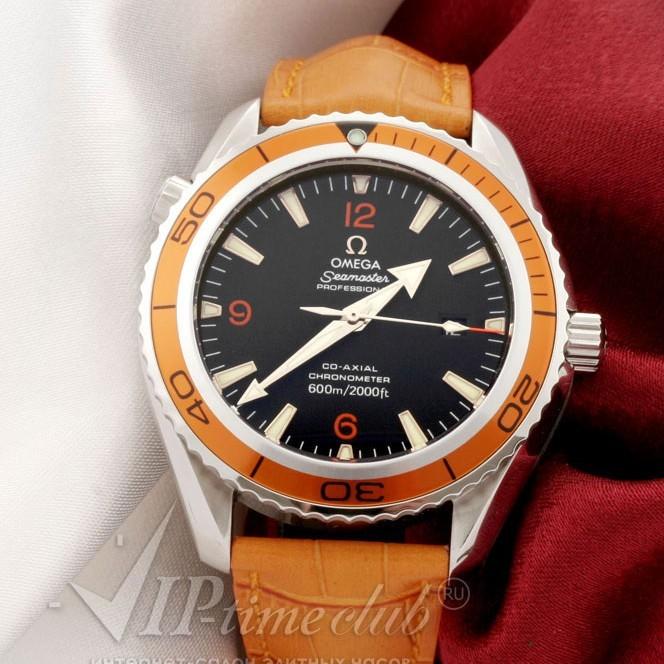 Часы Seamaster Planet Оcean от Omega № 185.30
