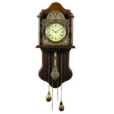 Декоративные настенные часы с маятником