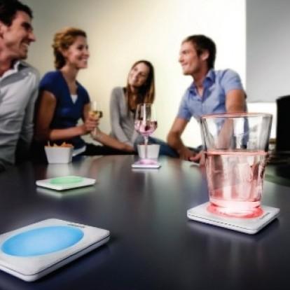 Подстаканники с подсветкой LUMIWARE Philips