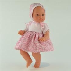 Игровая кукла ASI Коки в розовом платье (36 см)