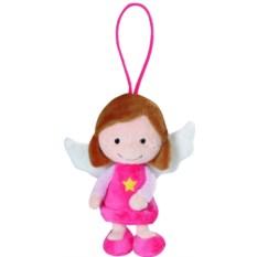 Мягкая игрушка Nici Розовый ангел-хранитель