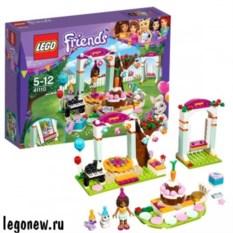 Конструктор Lego Friends День рождения от Lego