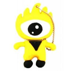 Флешка Инопланетянин (цвет — желтый)