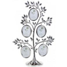 Рамка для 5-ти фото Семейное древо