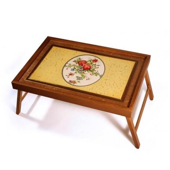 Столик поднос для завтрака «Барокко»