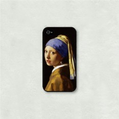Чехол для iPhone 5,5S,SE Girl with a Pearl Earring