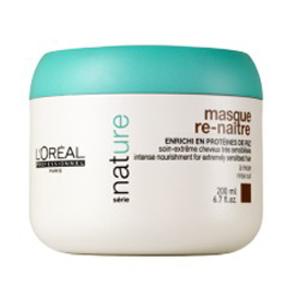 Маска-питание для чувствительных волос Re-Nature