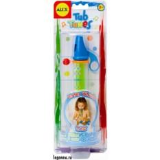 Игрушка для ванны Водяная дудочка