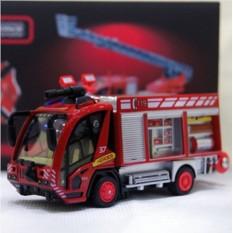 Радиоуправляемая пожарная машина City Hero 1:87