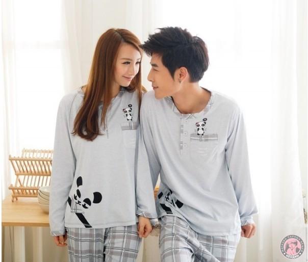 Парные пижамы Панды