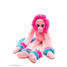 Мягкая игрушка СмолТойс Машка-обнимашка розового цвета