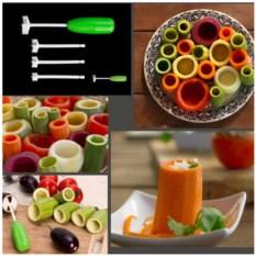 Корнер для приготовления фаршированных овощей VegeDrill
