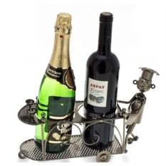 Держатель для бутылок «К праздничному столу»