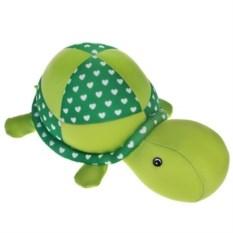 Мягконабивная игрушка Черепашка с сердечками