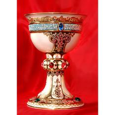 Сувенирный штоф «Чаша»