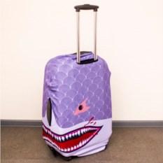 Чехол для чемодана Акула