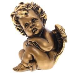 Декоративная фигура Золотой ангелок