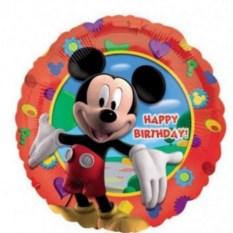 Шар MICKEY С Днем рождения!