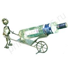 Подставка для бутылок Упорный дачник