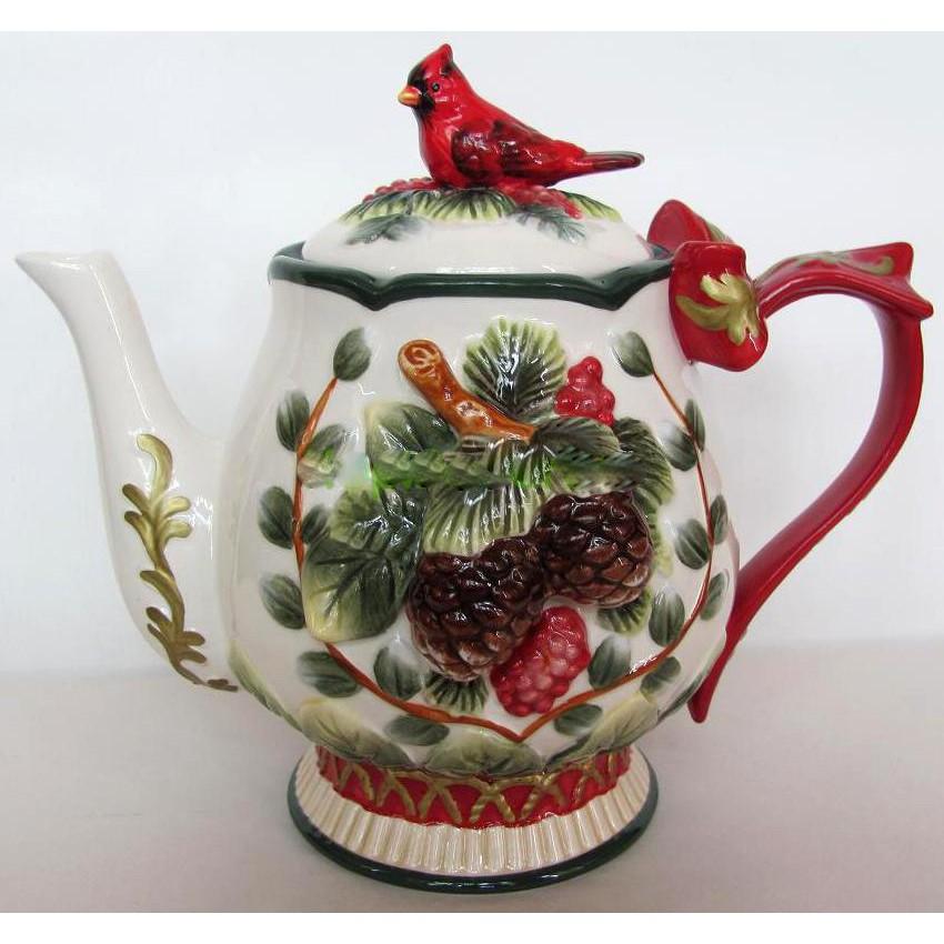 Чайник «Снегирь»