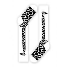 Носки Жираф (цвет — черные)