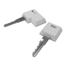 Маркеры для ключей Enter & Esc