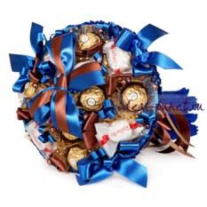 Букет из конфет Индиго