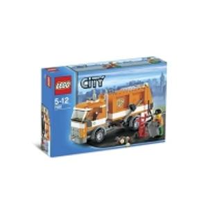 Мусоровоз LEGO