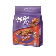 Шоколад Мilka Daim Snax
