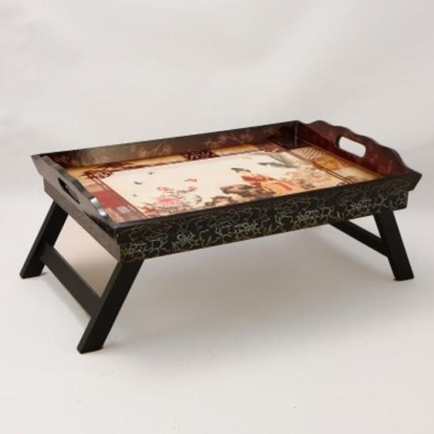 Диванный столик-поднос-3
