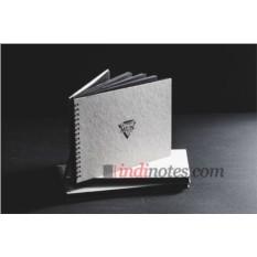 Скетчбук с черными листами The Mun Invert Book формата A5