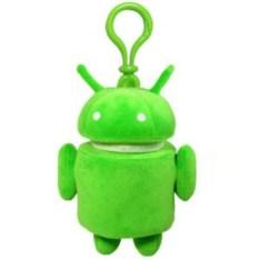 Брелок-мягкая игрушка Android