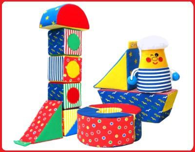 Развивающая игрушка-конструктор Морячок