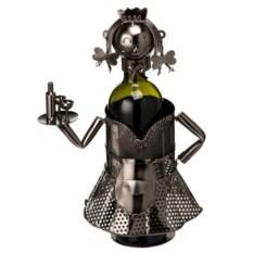 Держатель для бутылок «Официантка»